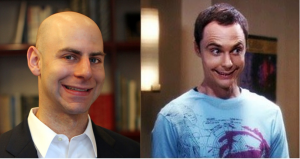 Adam Grant Vs sheldon cooper